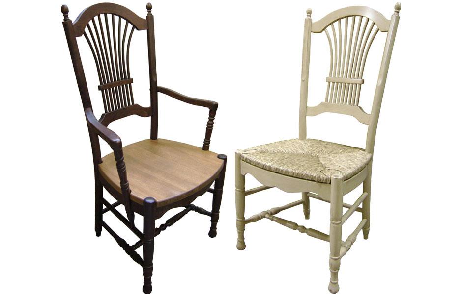 wheat-back-chair