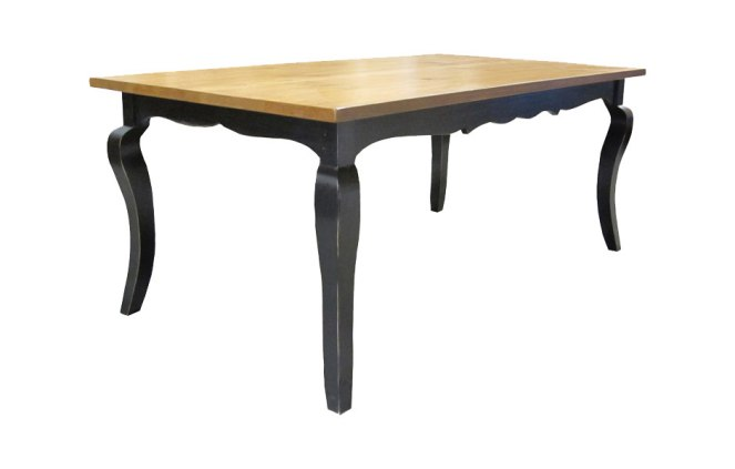 cabriole-table