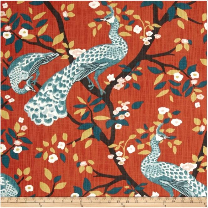 dwellstudioplumereduxpersimmon-fabric.com