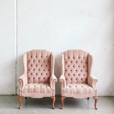 French + Pink: A Love Affair – Inspired French Country
